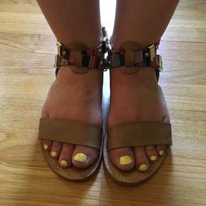 Madden Girl Multi Sandals